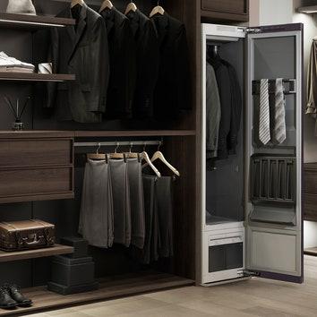Как спроектировать идеальную гардеробную: советы Жени Ждановой