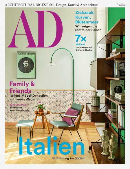 AD 2018.    Marcante Testa Architetti     Living Inside.