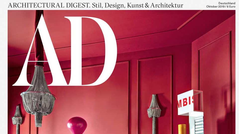 100  Architectural Digest    AD