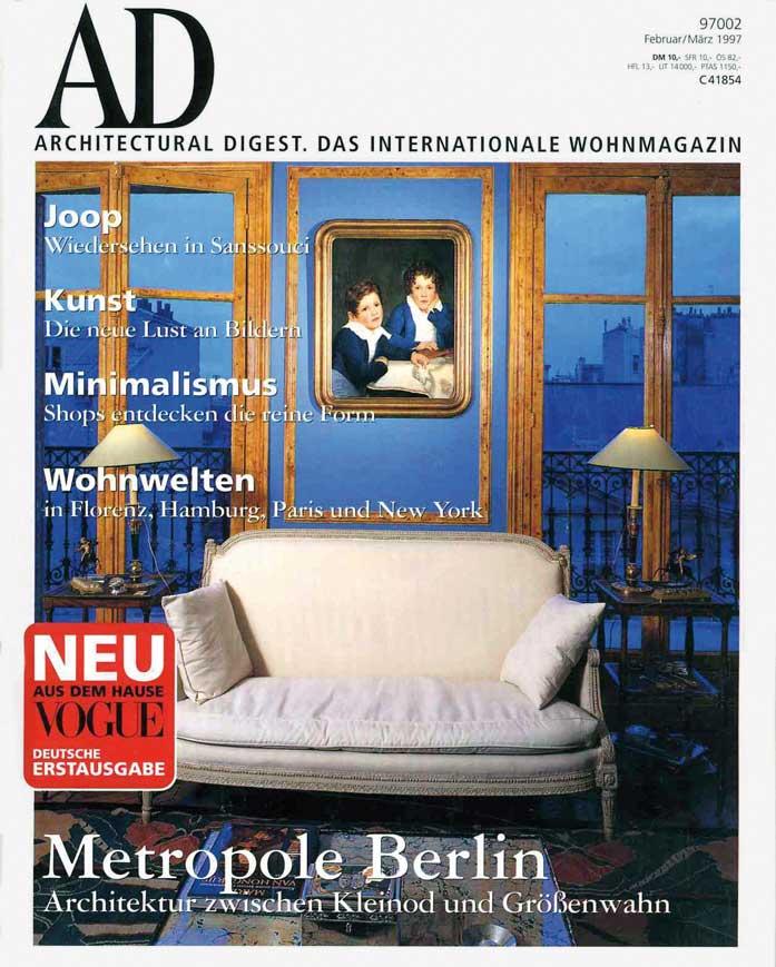 AD 1997.   AD Germany.          .