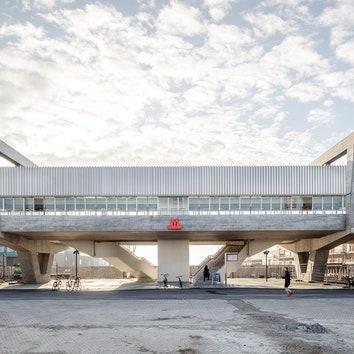 Новая станция метро в Копенгагене по проекту бюро Cobe и Arup