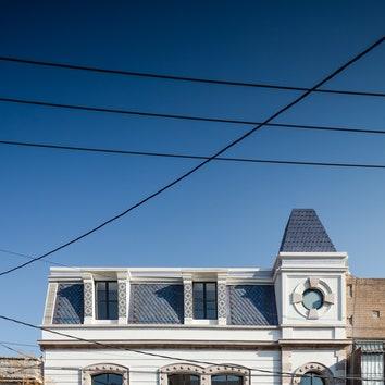 Снимок особняка после реконструкции, 2020г. Фото: João Morgado.