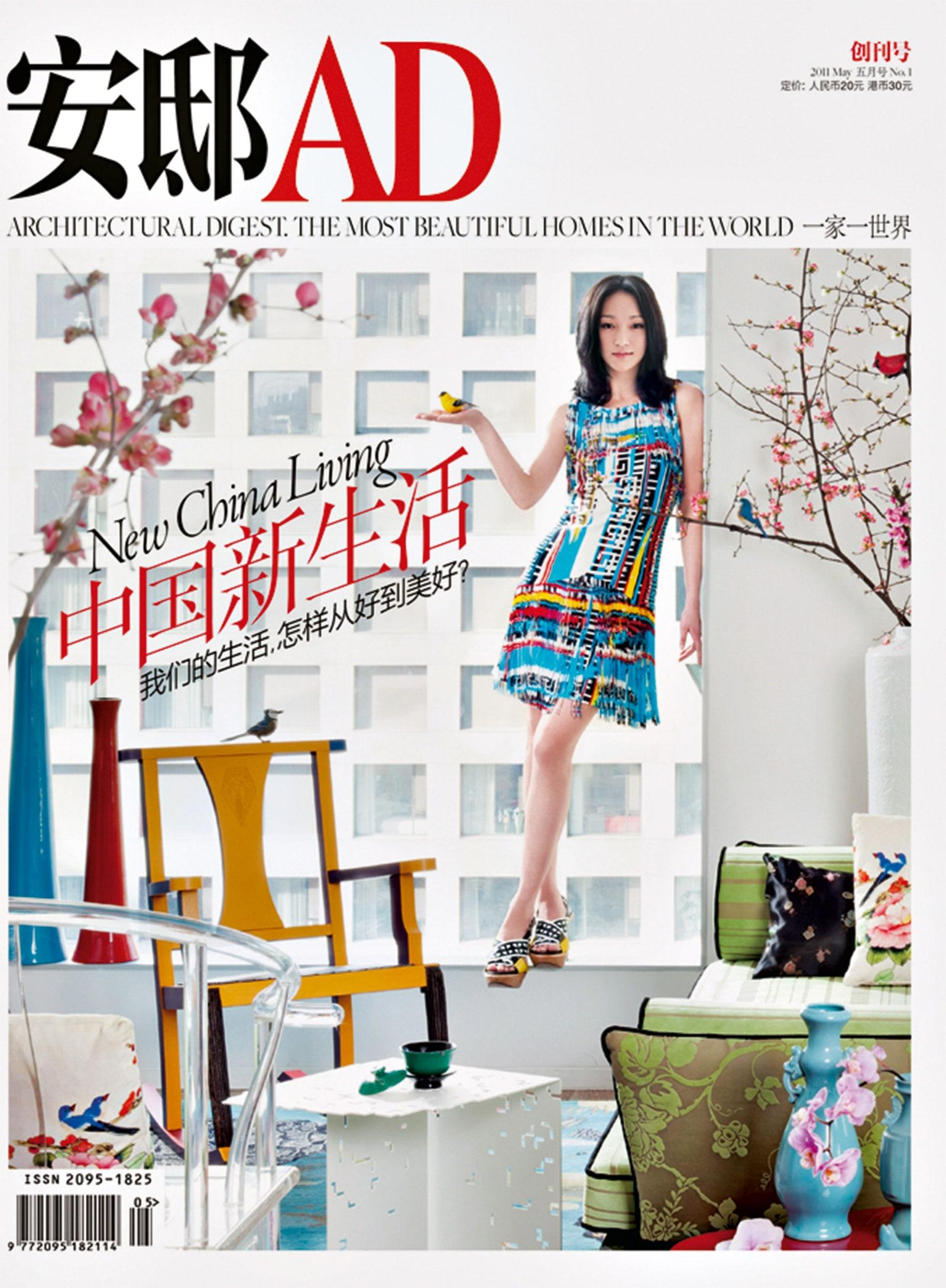 AD China 2011 .