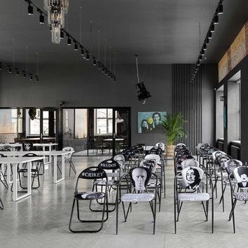 Творческий офис для бизнес-акселератора по проекту Анны Эрман
