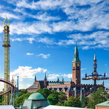 Достопримечательности Копенгагена открылись как временные детские сады