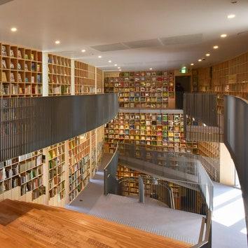Детская библиотека в Осаке по проекту Тадао Андо