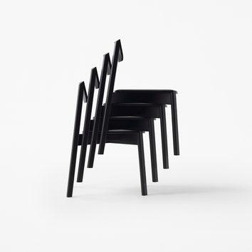 Новая коллекция деревянной мебели от Nendo