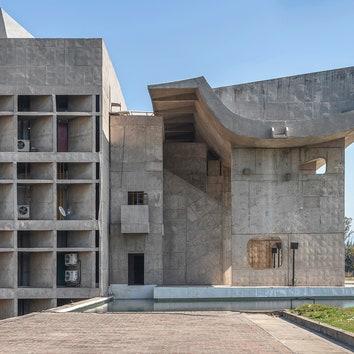 Архитектура в объективе: Чандигарх глазами Роберто Конте