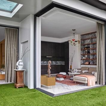 Квартира с террасой в Мумбае