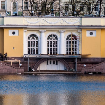 Павильон на Патриарших прудах сохранит свой исторический облик