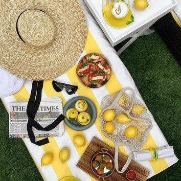 Вдохновение на неделю: 12 идей для сервировки пикника
