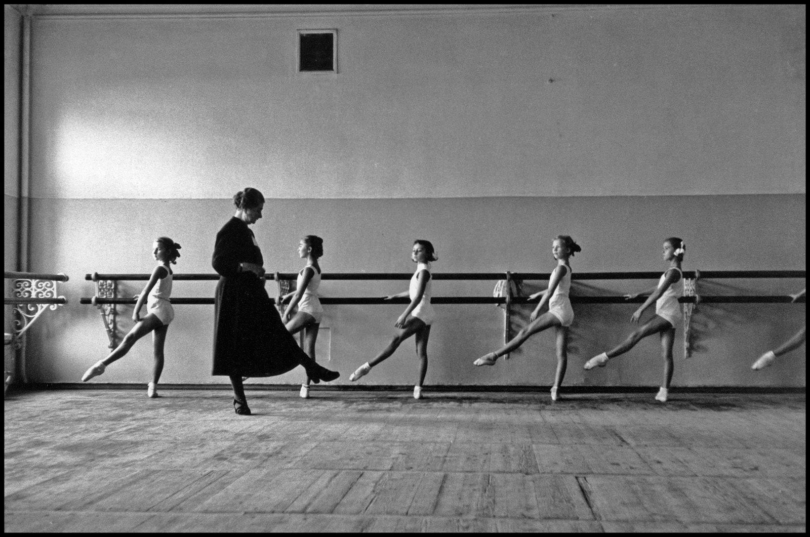 .  .   1958.     International Center of PhotographyMagnum Photos