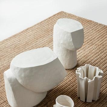 Столики-скульптуры от Фредерика Амбера