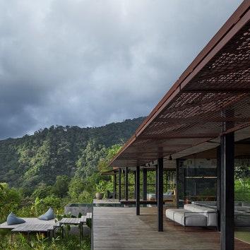 Вилла для отдыха в Коста-Рике