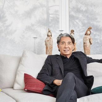 Из моды в интерьерный дизайн: Кензо Такада о своем новом бренде K3