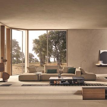 Как оформить: 4 веские причины использовать модульный диван в интерьере