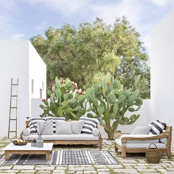 #ADLovesSalone: новая коллекция уличной мебели и освещения от Gervasoni