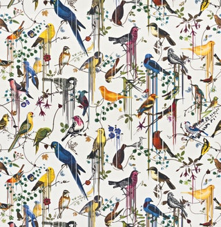 Birds Sinfonia Christian Lacroix.