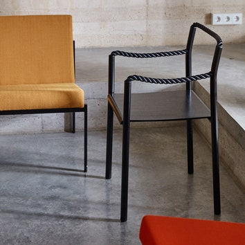 Новинки Artek: стул Rope Chair по дизайну братьев Буруллек
