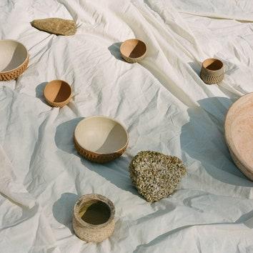 Перуанская керамика в коллекции Лорен Манужан