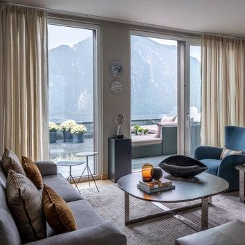 Квартира на берегу озера Лугано, 330 м²