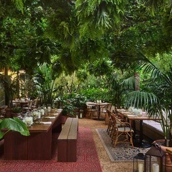 Отель в Лос-Анджелесе по дизайну Джона Поусона