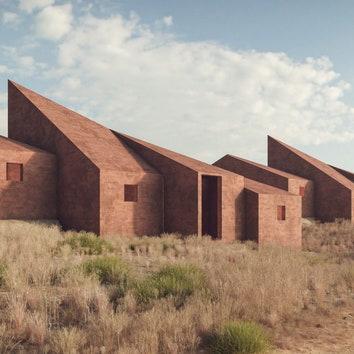 Марк Торп представил проект домов для сенегальских ремесленников