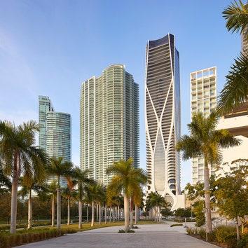 Первый в США жилой небоскреб по проекту Захи Хадид