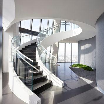Дэвид и Виктория Бекхэм покупают пентхаус в небоскребе по проекту Захи Хадид