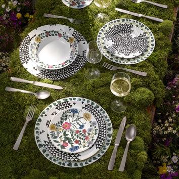 Сказочный сад: новая коллекция фарфора Rosenthal