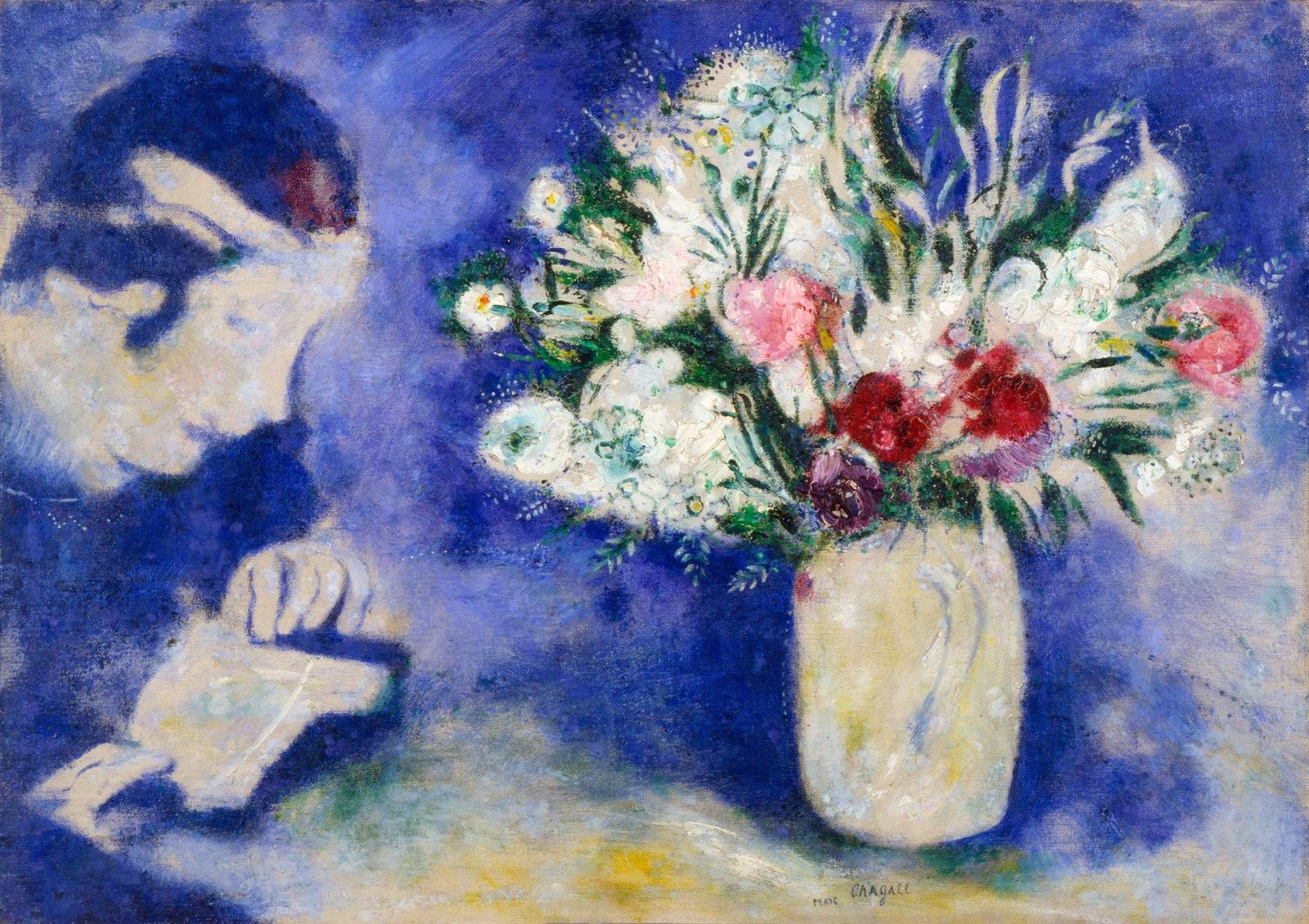 . 1926.    ADAGP Paris 2019 Chagall