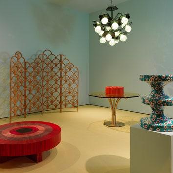 Индиа Мадави открыла новое выставочное пространство в Париже