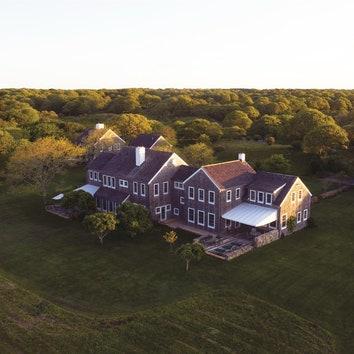 Дом Жаклин Кеннеди в штате Массачусетс выставили на продажу