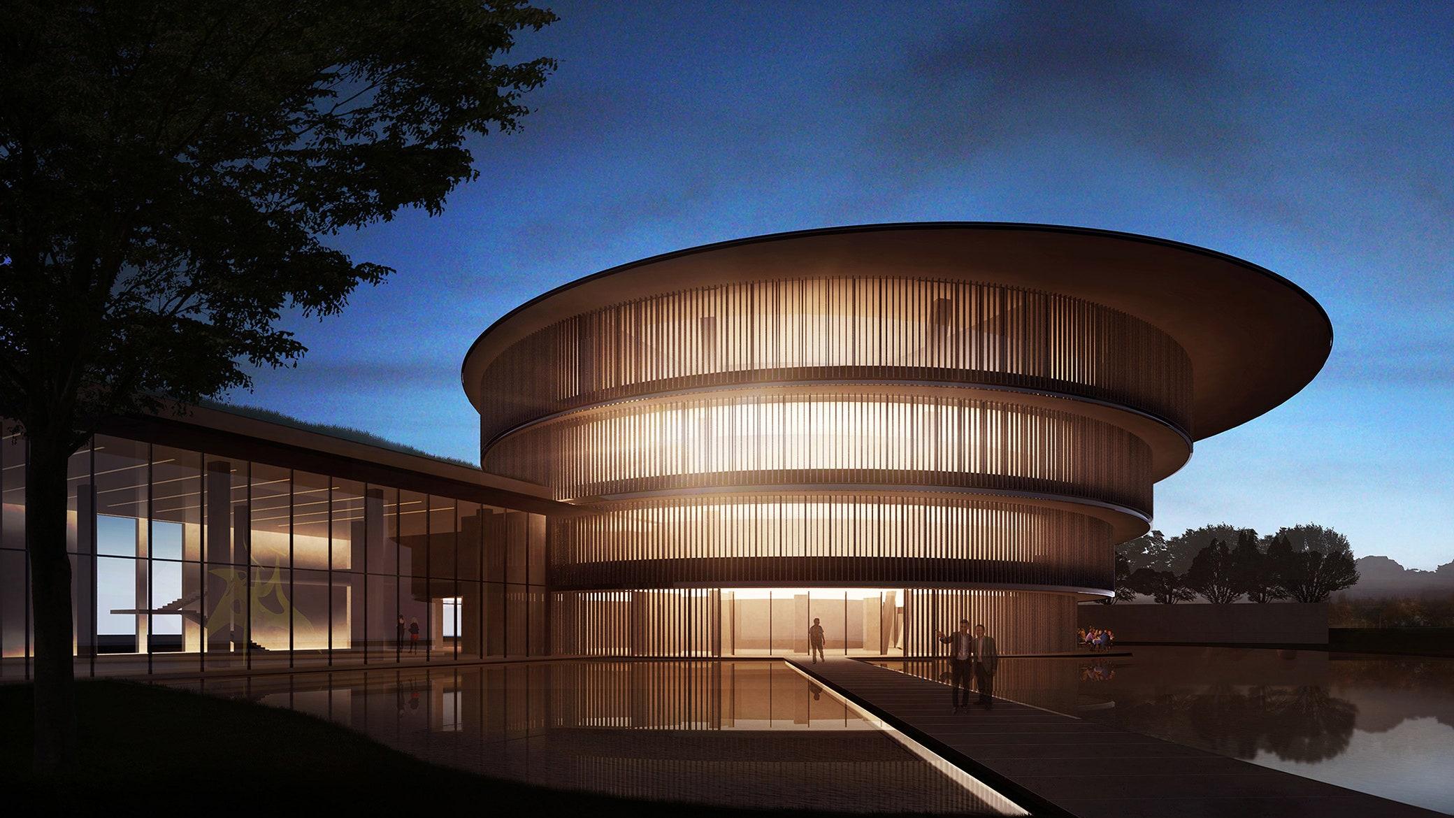 He Art Museum        2020
