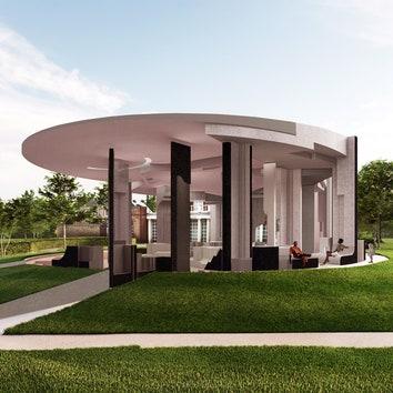 Студия Counterspace построит павильон галереи Серпентайн в 2020 году