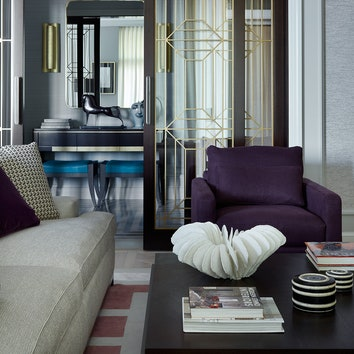 Квартира по проекту Полины Пидцан, 190 м²