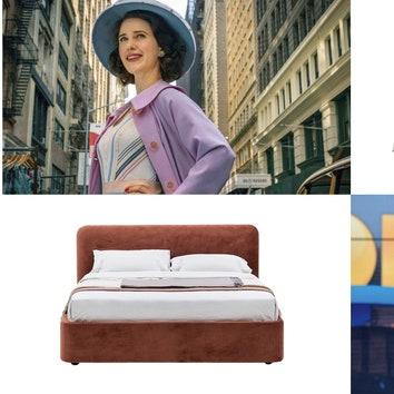Повторяем интерьеры из любимых сериалов: 4 варианта спальни