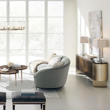 Собираем интерьер в стиле ар-деко в одном магазине: выбор дизайнера Полины Пидцан
