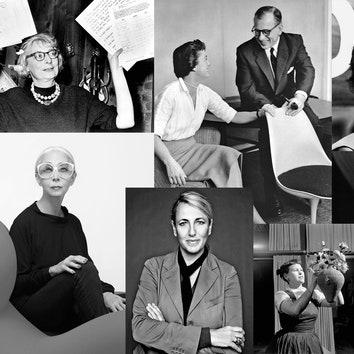 Дамы, ваш выход: 13 женщин из мира дизайна, которые вдохновляют
