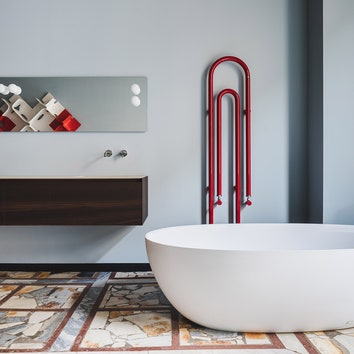 Как оформить ванную комнату: показывают дизайнеры из Санкт-Петербурга