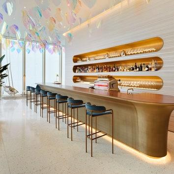 В Осаке открылся первый ресторан Louis Vuitton