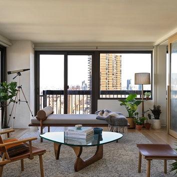 Апартаменты с видом на Манхэттен, 120 м²