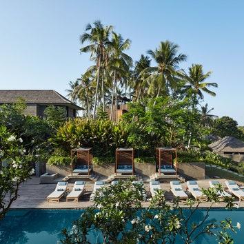 Очарование природы: отель Nirjhara на Бали