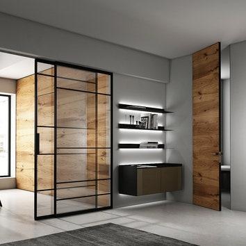 Как выбрать идеальную межкомнатную дверь для интерьеров в разных стилях: практические советы дизайнеров и удачные примеры