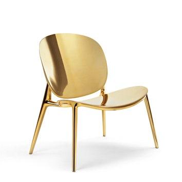 Тенденции дизайна: золото в интерьере