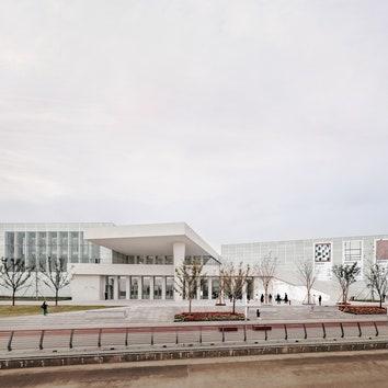 В Шанхае открылся Художественный музей Западного Бунда по проекту Дэвида Чипперфилда