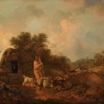 Томас Гейнсборо в Пушкинском музее