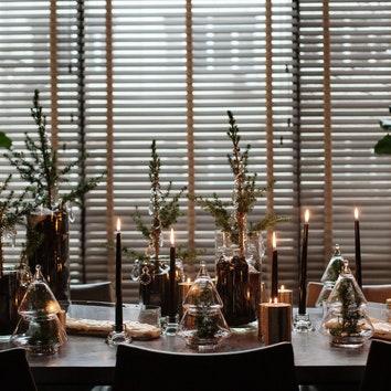 Как украсить дом к Новому году 2020: показывают Илона Меньшакова и Ирина Маркидонова