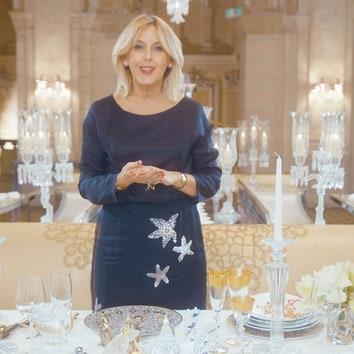 Как сервировать стол на Новый год 2020: магия золотого цвета