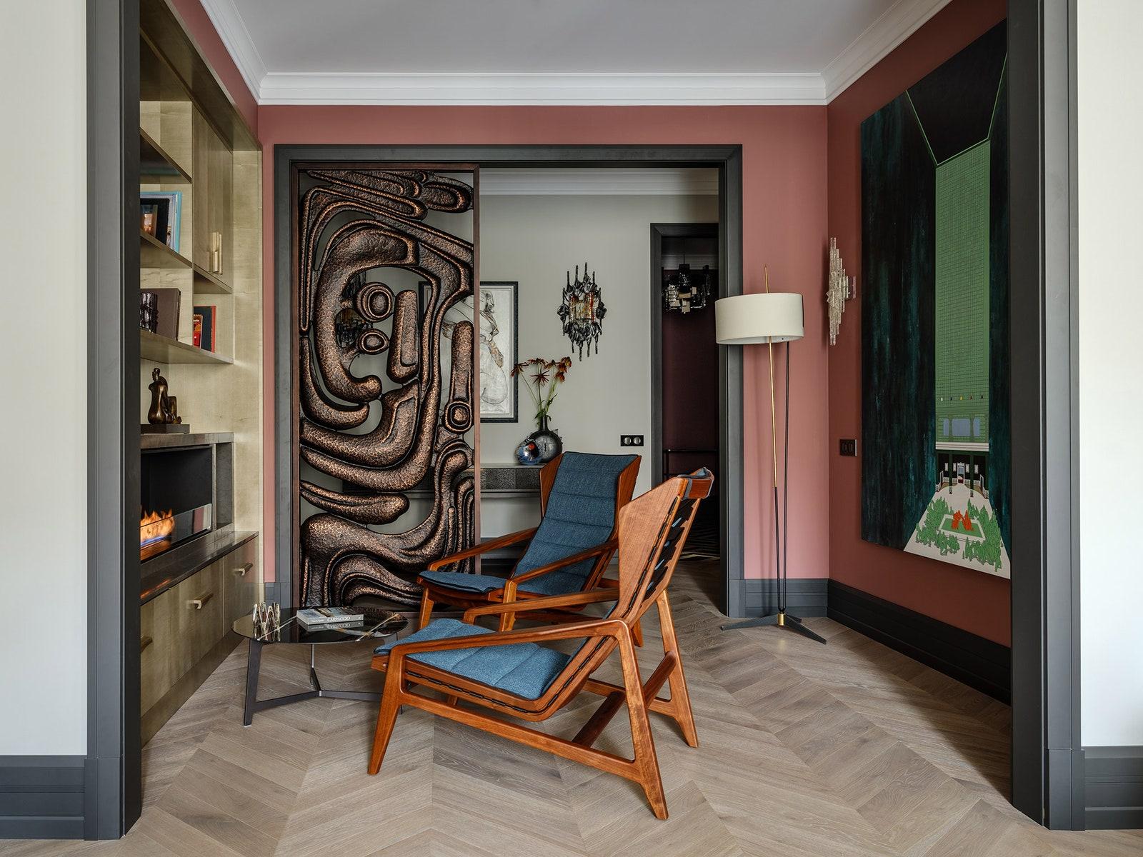 .                    Molteni amp C   1950 Maison Arlus      1960 Stilnovo.